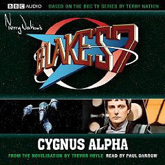 AudioBook: B702. Cygnus Alpha