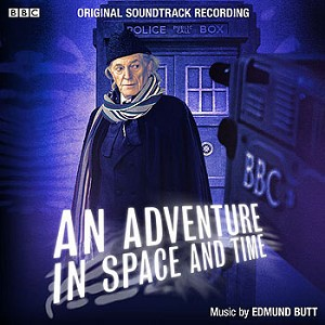 An Adventure in Space and Time CD Soundtrack