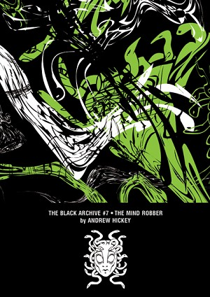 The Black Archive 007: The Mind Robber