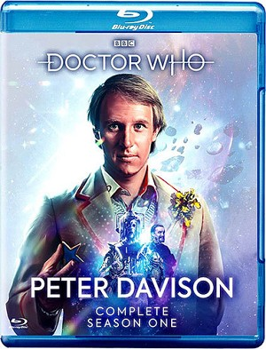Blu-ray: Doctor Who Peter Davison, Season 1
