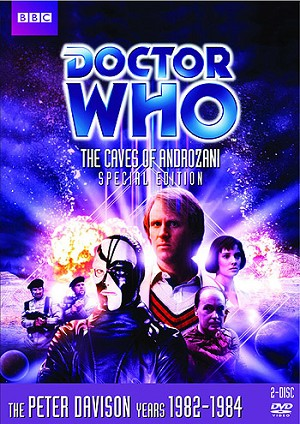 DVD 136: The Caves of Androzani (Special Edition)