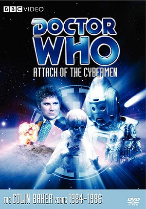 DVD 138: Attack of the Cybermen