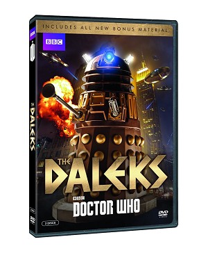 DVD Special Collection: The Daleks