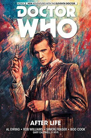 Doctor Who (11th Doctor #1): After Life