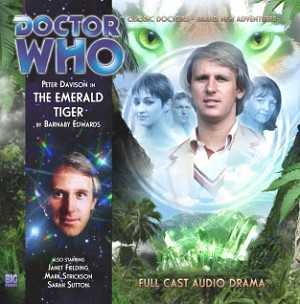 Doctor Who: 159. The Emerald Tiger