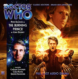 Doctor Who: 165. The Burning Prince