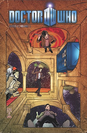 Doctor Who, Volume 2.3: It Came from Outer Space