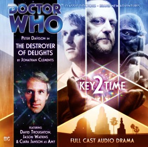 Doctor Who: 118. The Destroyer of Delights