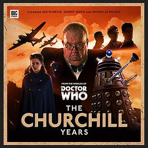 Doctor Who: The Churchill Years (CD Set)