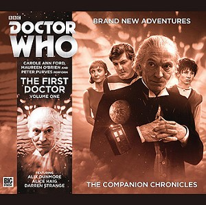 Doctor Who: The Companion Chronicles .01: The First Doctor