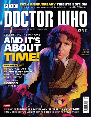 Doctor Who Magazine, Issue 497