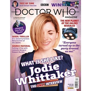 Doctor Who Magazine, Issue 539