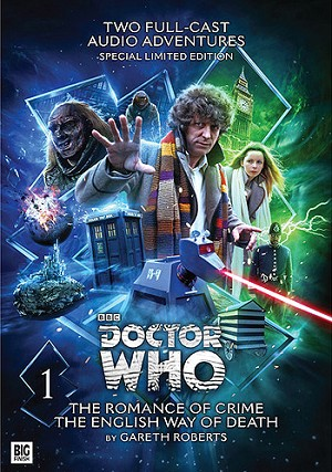 Doctor Who: (NA SE1): The Fourth Doctor by Gareth Roberts Ltd. Ed. Set