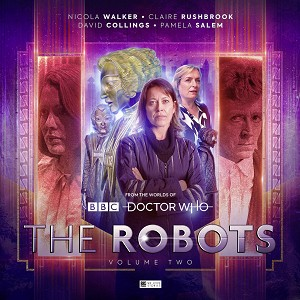 Doctor Who: The Robots, Volume 2
