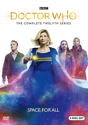 Doctor Who Series 12 (Twelve) DVD Set