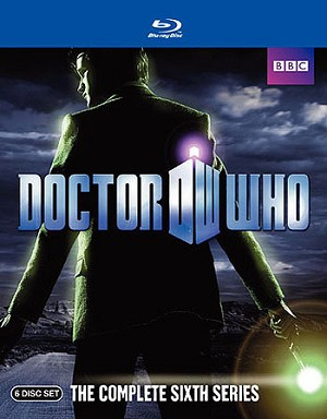 Blu-ray: Doctor Who Series 6 (Six) (Complete)