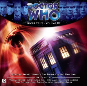 Doctor Who: Short Trips CD Volume 3