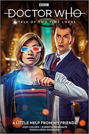 Doctor Who: Tale of Two Time Lords (Graphic Novel)