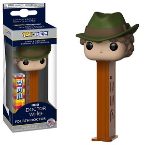 FUNKO Pop! PEZ Dispenser: Fourth Doctor