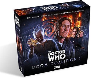 Doctor Who (8th Doctor): Doom Coalition 1 CD Set