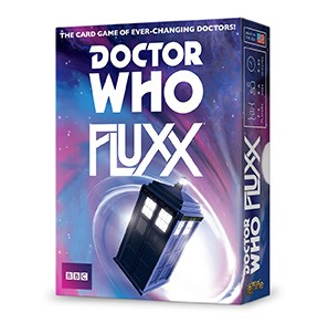 Doctor Who Fluxx Game