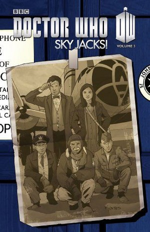 Doctor Who: Volume 3, Sky Jacks!