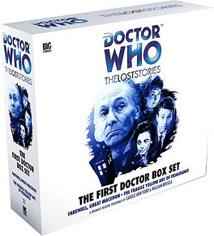 Doctor Who: 2.01 The First Doctor Box Set