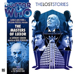 Doctor Who: 3.07 The Masters of Luxor