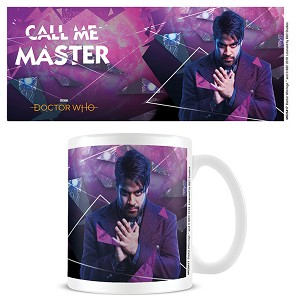 Doctor Who Mug: Call Me Master