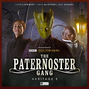 Doctor Who: The Paternoster Gang, Heritage 1