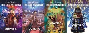 Titan Time Lord Victorious, Issue 1