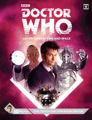 RPG: The Tenth Doctor Sourcebook