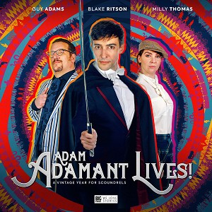 Adam Adamant Lives! 1. A Vintage Year for Scoundrels