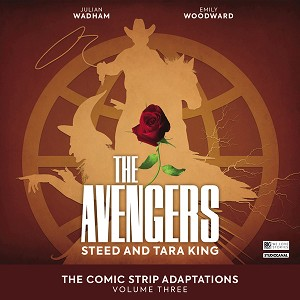 The Avengers: The Comic Strip Adaptations, Volume 3