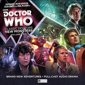 Doctor Who: Classic Doctors, New Monsters (Volume 2)