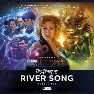 Doctor Who: The Diary of River Song, Series 6 (CD Set)