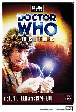 DVD 078: Genesis of the Daleks