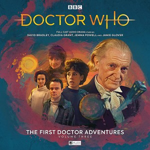 Doctor Who: The First Doctor Adventures, Volume 3 (CD Set)