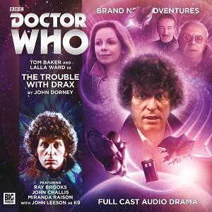 Fourth Doctor 5.6: The Trouble with Drax
