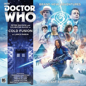 Doctor Who: (NA 11) Cold Fusion