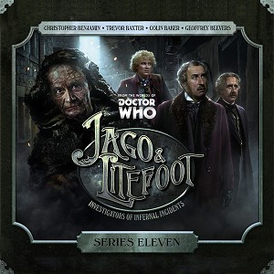 Jago and Litefoot: Series 11 Box Set