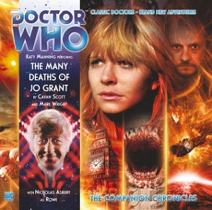 Companions 6.04: The Many Deaths of Jo Grant