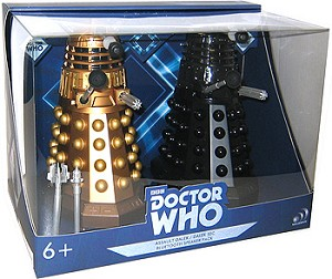 Assault Dalek and Dalek Sec Bluetooth Speakers
