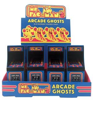 Ms. Pac-Man Arcade Ghosts