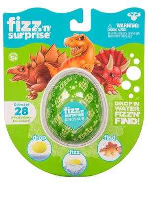 Fizz'N'Surprise Dinosaurs