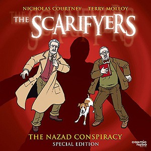 The Scarifyers (1): The Nazad Conspiracy