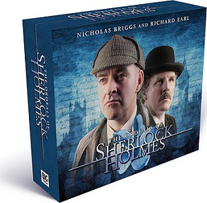 The Ordeals of Sherlock Holmes CD Set