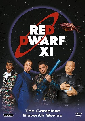 Red Dwarf DVD Series 11