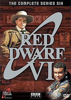 Red Dwarf DVD Series 6