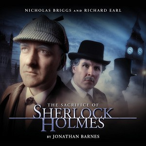 The Sacrifice of Sherlock Holmes CD Set